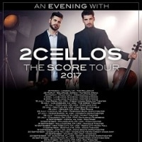 2CELLOS   2017コンサート
