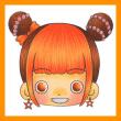 YENA☆作品の制作話と言い訳31「HA HA HA」りこちゃん編