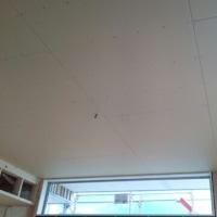 天井の下地仕事❗
