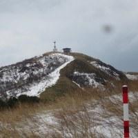 今日の寒風山