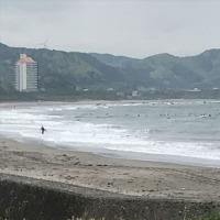 wander around the surf spot