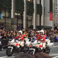 メダリストたちのパレード