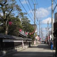 佐賀城下ひなまつりとトマソン探しの佐賀市内