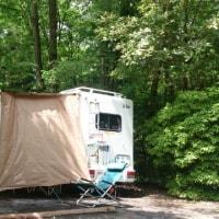 梅雨入りでも、キャンプ♪