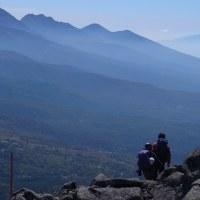2014年秋 北八ヶ岳登山