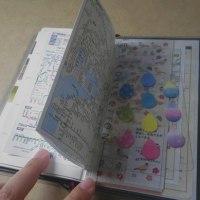 測量野帳でスケジュール帳、の現状