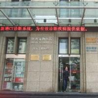 【猫と帰国⑦】中国・申普動物病院での最終健康チェック