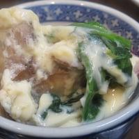 銀ダラの味噌漬けとちゃわんむし おくさん作で火曜の昼ご飯