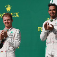 ニコ・ロズベルグ、F1メキシコGPでタイトル獲得の可能性