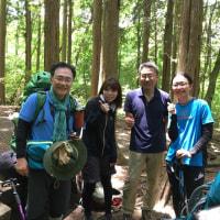 ミヤマキリシマ満喫・平治岳(H29.6.3~4)