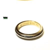 ミルグレイン結婚指輪をサイズ直ししました。