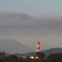 2016年10月27日,富士山