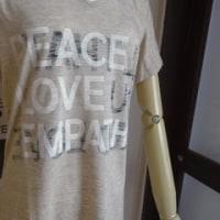 シビリゼ☆むら染めロゴTシャツ☆