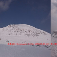 Mt.Hotakayama 18MAR2017