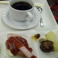 湯田温泉:かめ福:朝食