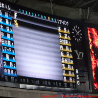 9/22 日本ハムvsソフトバンク(ヤフオクドーム)観戦記