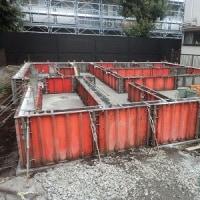 東京都杉並区 注文住宅 dd-cube 051 工事状況