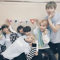 BTS 本日のツイート(2016.12.7)