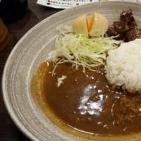<今日は横浜でカレー>
