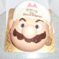 マリオのケーキ☆