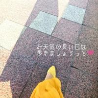 歩く・・・歩く・・・