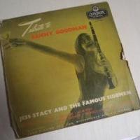ボロボロのレコード