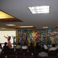 Hawaii 旅行記 2010年8月 5日目、発表会~♪