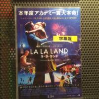 映画「ラ・ラ・ランド」を観て来ました。
