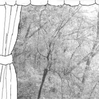 詩画・・・窓「胸騒ぎ」