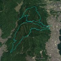 UTMB(TDS)への道(8)6月の練習