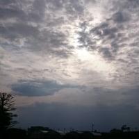 2017年4月22日 朝空