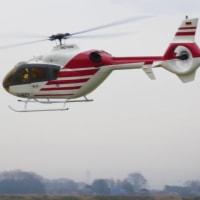 2017年ジェットヘリ飛行会