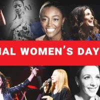 国際女性デーを記念して,力づけられた47人の女優