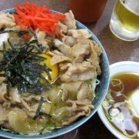 2013年5月17日(金) 今日の昼メシ 「三ちゃん食堂」 川崎市中原区新丸子町