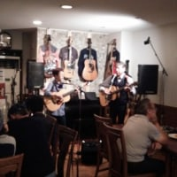 Serendipity 週末ライブ 「花&純」と「Woody Bell」