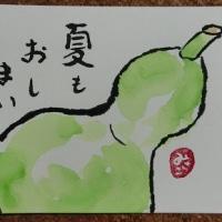 瓢箪&三つ葉アケビ