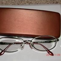 メガネ新調しました。