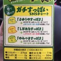 ガチすっぱいレモン