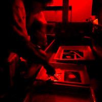 銀塩写真講座1 / 7日目 モノクロプリント2:多階調印画紙の特性を学ぶ