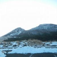 2月15日(水)のえびの高原