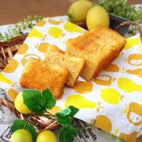 *レモンパウンドケーキ*