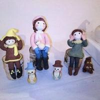 北菓楼で女性三人展