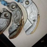 駆動系のオーバーホール、、、自動遠心クラッチの組み立て。