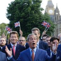 英国EU離脱騒動 日本人が得るべき教訓
