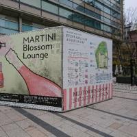 MARTINI Blossom Lounge(マルティーニ ブロッサム ラウンジ)に行ってきたよ♪