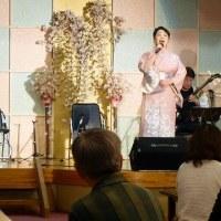 「アラピア春の夜桜まつり」に出演してきました。