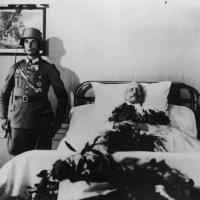 ヒトラーは、ドイツの大統領になった。