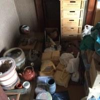 熊本 遺品整理片付け処分‼️ゴミ搬出処分 エアコンガス回収取外し処分賜ります。