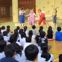 演劇教室がありました。
