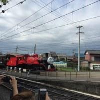 滋賀から大井川鐵道への旅